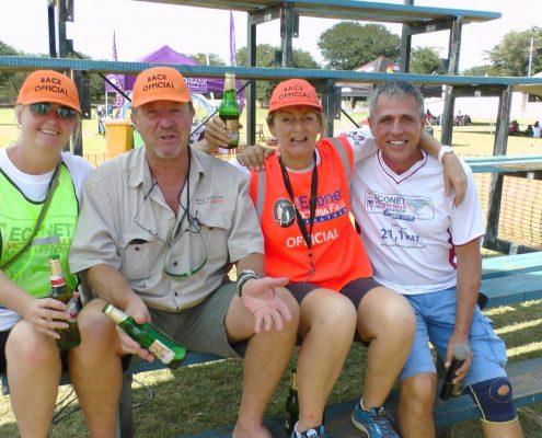 Vic Falls Marathon 2017 Management Crew