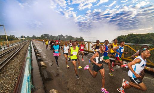 Victoria Falls Virtual Marathon