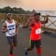 What is a virtual marathon?